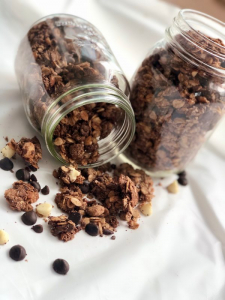 https://www.mealsbytiia.com/recipes/double-chocolate-almond-granola/